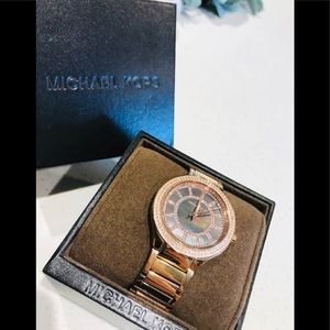 🤍Michael Kors🤍Rose Gold Watch 🤍